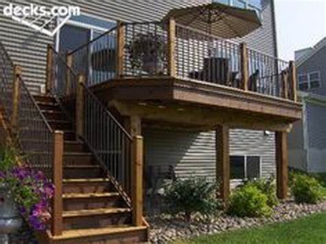 2nd floor veranda design second floor deck with screened in porch design and stairs