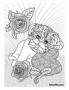 coloring pages kimz
