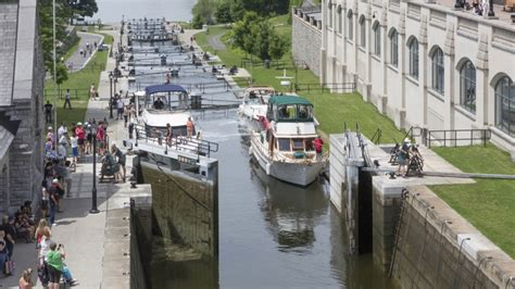 Rideau Service by Ottawa Tourism Hoping New Self Hire Le Boat Service