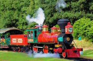 Ride On Backyard Trains Magicalblogorail Red Walt Disney World Railroad