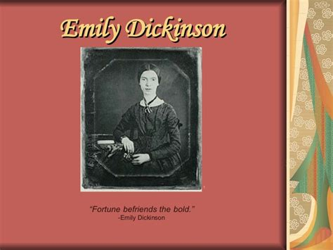 emily dickinson biography slideshare emily dickinson