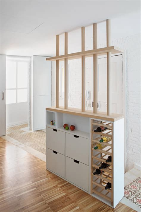 wohnzimmer 4x4 meter shared micro living apartment is surprisingly inviting