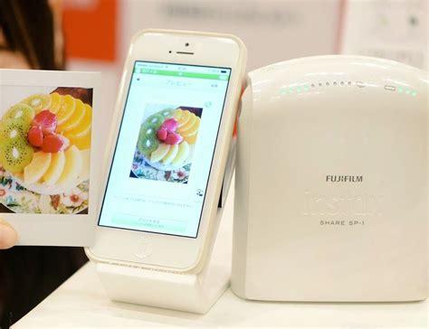 fujifilm instax instant fujifilm instax instant smartphone printer 187 gadget flow