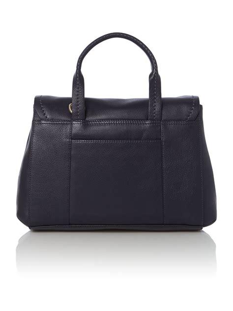 Bag Tote Navy radley chiswick park navy medium tote bag in blue navy lyst