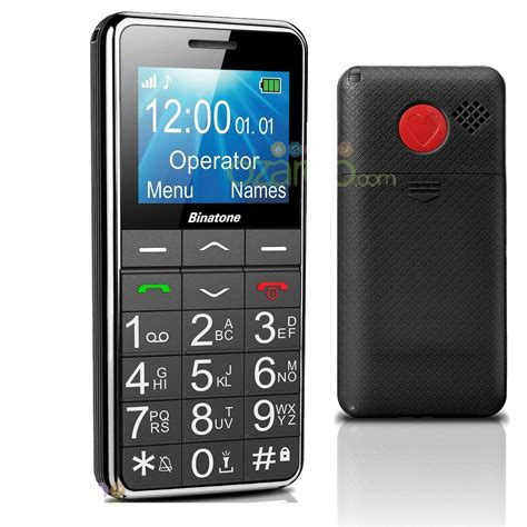 home mobile phone binatone big button mobile phone for senior citizen pcmacs
