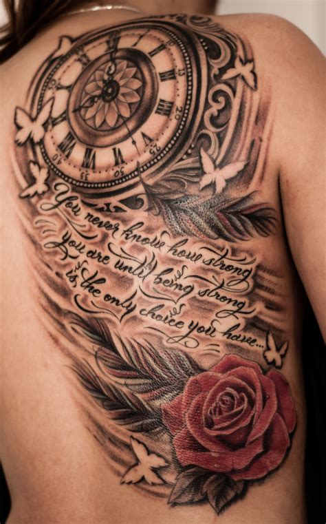 time tattoos designs on clock tattoos pocket tattoos