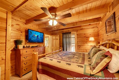 One Bedroom Cabin by One Bedroom Cabins In Gatlinburg Pigeon Forge Tn