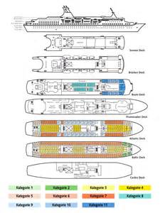 astor deck plan schiffsportrait ms astor