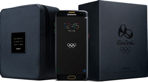 Pre Order Samsung S7 Edge galaxy s7 edge olympic edition gets a pre order price and it s far from cheap