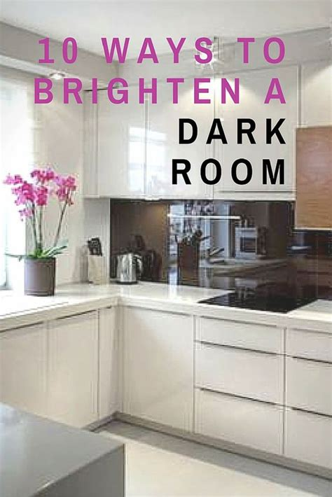 how to make a dark room look brighter pinterest the world s catalog of ideas