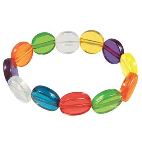 Young Women Value Beads Bracelet   The Family.com Gift Store