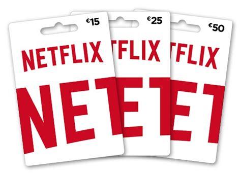 netflix gift card prezzi e tagli disponibili per regali di natale - Gift Card Netflix Italia