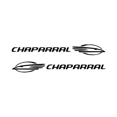 chaparral boats logo s vinyl decal sticker - Chaparral Boat Logo Decals