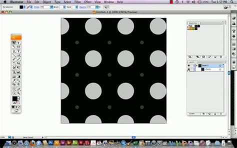 pattern illustrator edit how to edit an existing pattern swatch in illustrator on vimeo