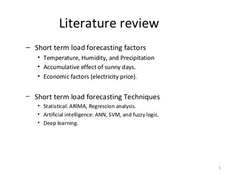 Literature Review Of Regression Analysis by Feature Selection And Optimization Of Artificial Neural Network For S