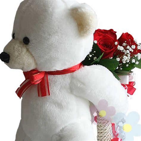 imagenes de rosas con osos oso con rosas imagui