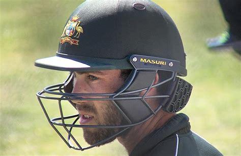 Helmet Design Cricket | australian players trial new helmet attachment cricket
