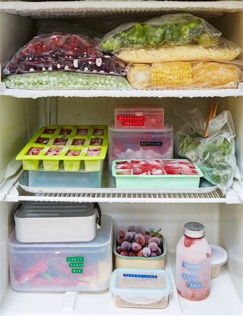 Freezer Frozen Food freezer hacks tips and ideas mummy mishaps
