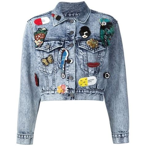 Patched Denim Jacket the 25 best patched denim ideas on patch