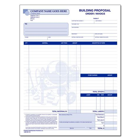 general contractor invoice template general contractor invoice designsnprint
