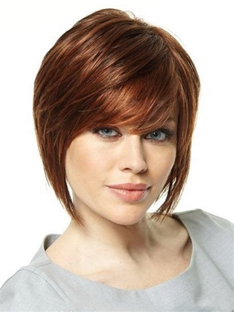 brunette hairstyles for oval faces 15 breathtaking short hairstyles for oval faces with