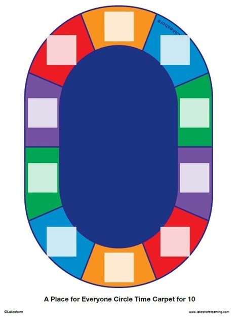 layout editor circle 13 best classroom rug seating images on pinterest