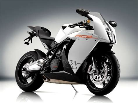 Upcoming Ktm Bikes In India Ktm Rc8 Front