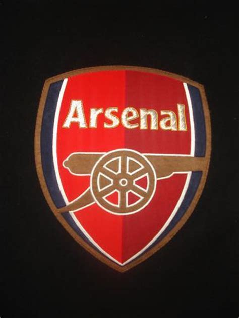 arsenal badge arsenal fc football crest badge framing gift large