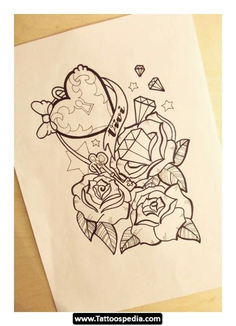 draw my tattoo sooo