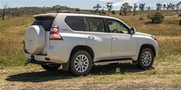 Toyota Prado 2016 2016 Toyota Landcruiser Prado Vx Term Report Three