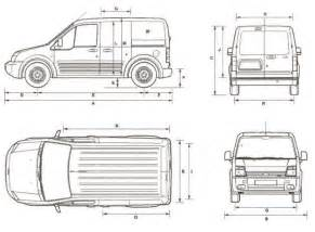 Ford Transit Connect Dimensions Showing Gallery For Ford Transit Connect Interior Dimensions