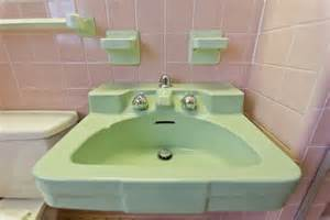 1950s bathroom sink the most awesome bathroom in florida is now just a memory