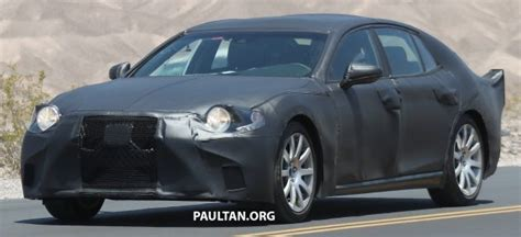 Next Lexus Ls by Spyshots Lexus Ls Next Luxury Sedan Spotted