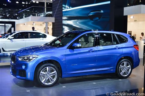 bmw x1 forum new 2016 bmw x1 launched at the delhi auto expo