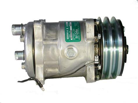 new original sanden compressor 6630 1101360 ac parts warehouse