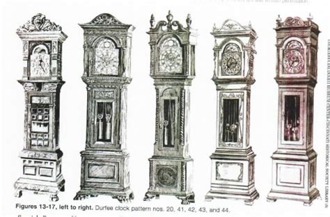 New England Kitchen Design Walter Durfee And The Grandfather Clock Ken S Clock Clinic