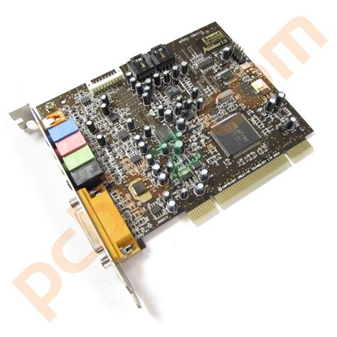 creative ls creative labs sb0310 sound blaster audigy ls pci carte