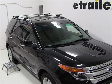 Explorer Roof Rack by Thule Roof Rack For 2013 Ford Explorer Etrailer