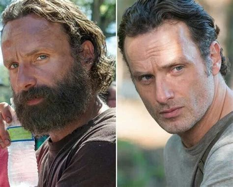 rick grimes haircut how to do rick grimes hairstyle 17 best images about after a shave on pinterest beards