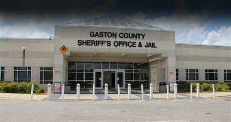 Gaston County Arrest Records Sheriff Gaston County Government