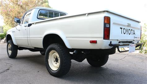 white toyota truck white 1982 pickup paint cross reference