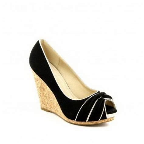 chaussures femmes compensees