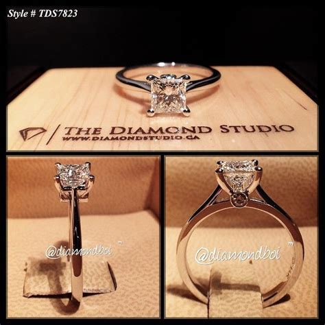 Best 25  Princess cut diamonds ideas on Pinterest