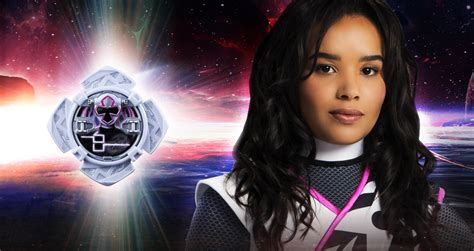 Sairah Syari Pink power rangers official website apps tv