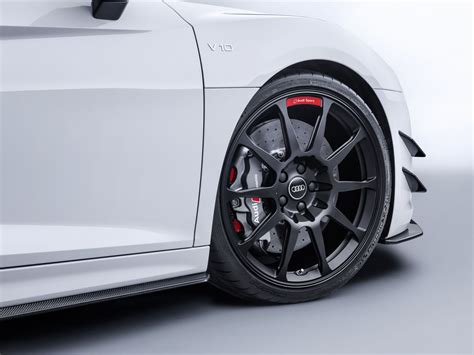 Audi Parts by Audi Performance Parts Take R8 And Tt Rs To New Heights