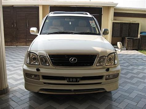 lexus pakistan toyota land cruiser 2002 of aadilrazzaq member ride 8246
