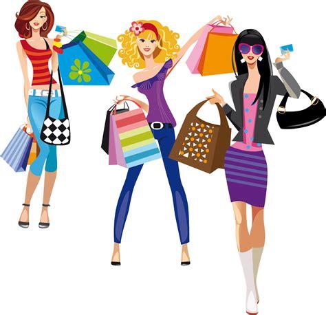 imagenes fashion love mulheres em compras em png quero imagem