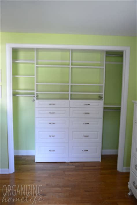 organizing a shared room closet easyclosets