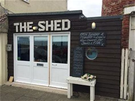 The Shed Steakhouse by The Shed Restaurant Gorleston On Sea Norfolk