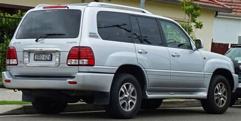lexus lx 470 lexus lx470 third brake light type sl 81570 60061